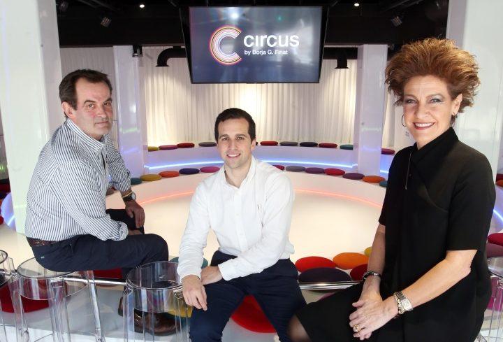 Entrevista del diario El Comercio al equipo de Circus