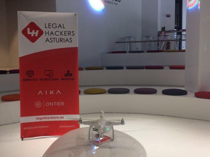 Primer evento Legal Hackers de Asturias