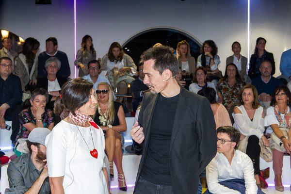 Jesús Alcoba y Rosa Fernández: «De Shakleton a la actualidad»