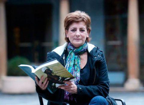 Angeles Caso, presentación del libro Grandes Maestras