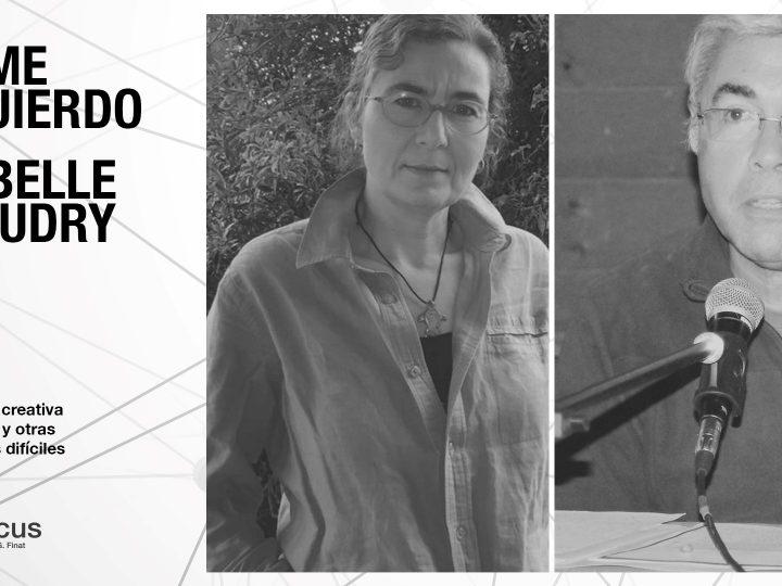 #CharlasCircus Jaime Izquierdo e Isabelle Beaudry