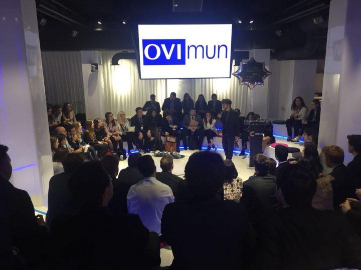 Evento OVImun 2018