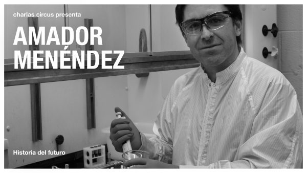 """Amador Menéndez: """"Historia del futuro"""""""