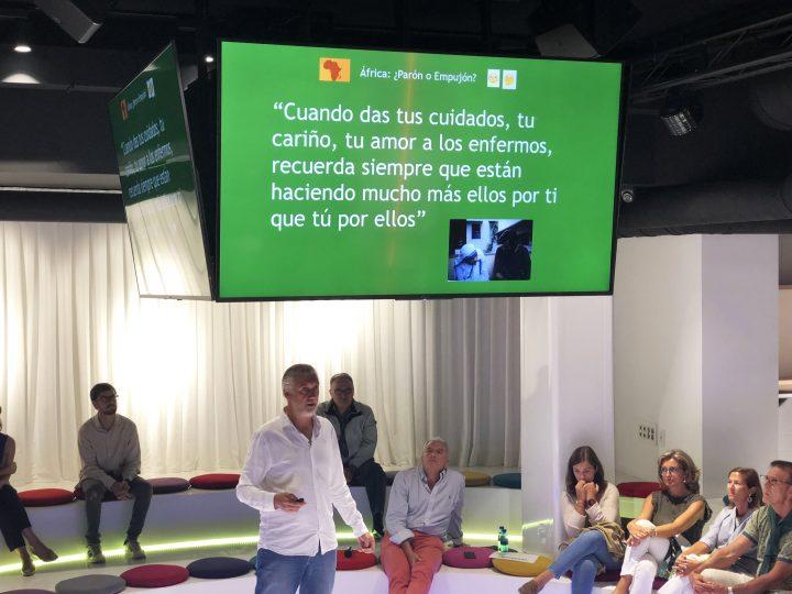 Jose Mª Márquez Vigil: África, ¿Parón o empujón?
