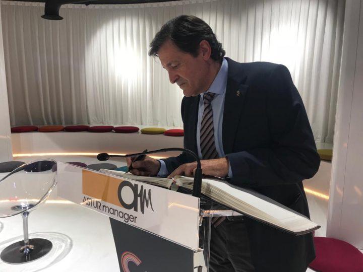 """Javier Fernández: """"La Incidencia Empresarial del Estado Autonómico"""""""