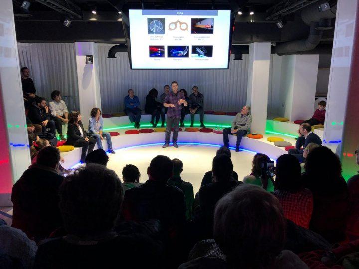 Pablo Alonso: «Domesticando la luz»