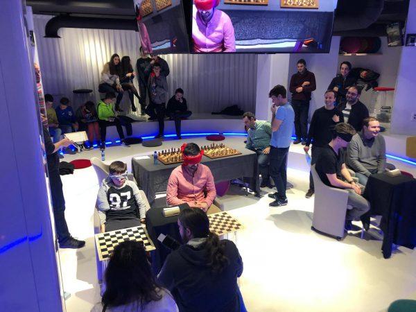 "Torneo de ajedrez ""Pablo Morán"""