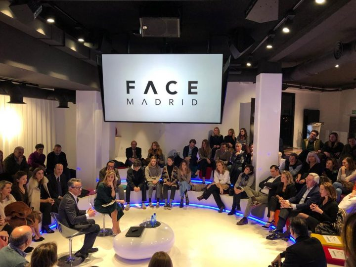 Presentación Face Madrid