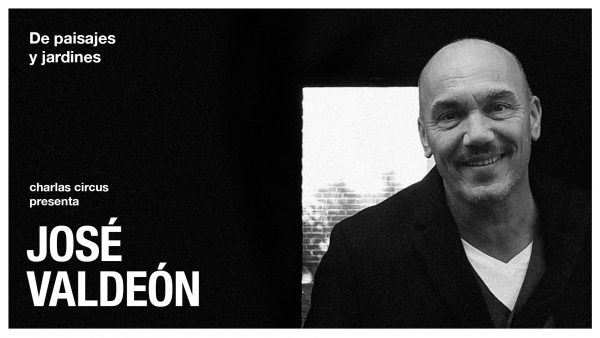 José Valdeón: «De paisajes y jardines»